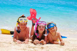 Family Fun on the Emerald Coast Beaches of Northwest Florida
